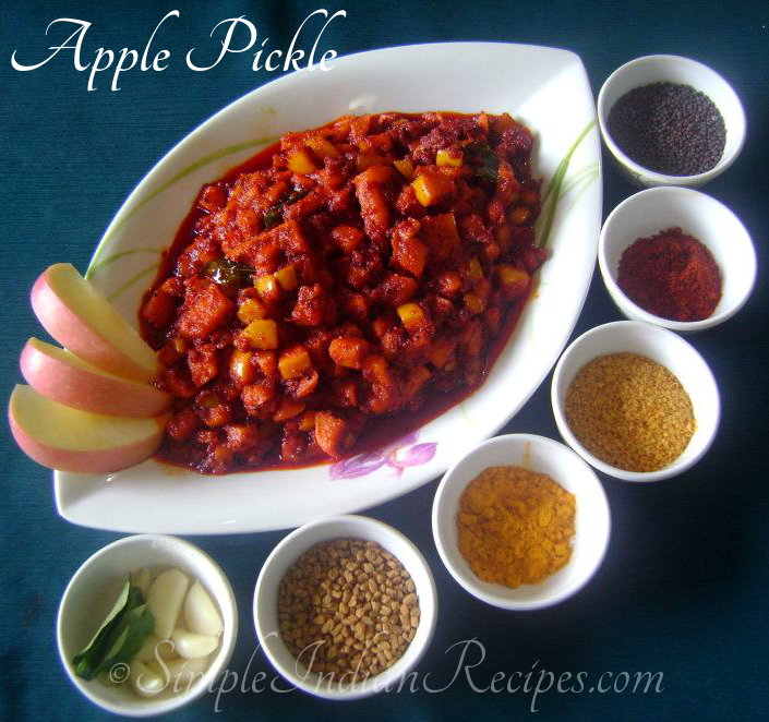 Apple Pickle