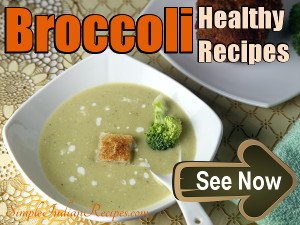 Collection of Broccoli Recipes