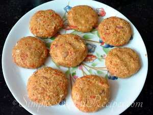 Broken Wheat Patties Recipe Steps