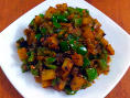 Capsicum Potato Subzi