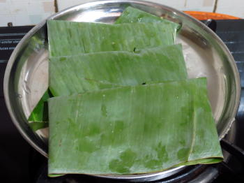 Chakka Appam Preparation Step