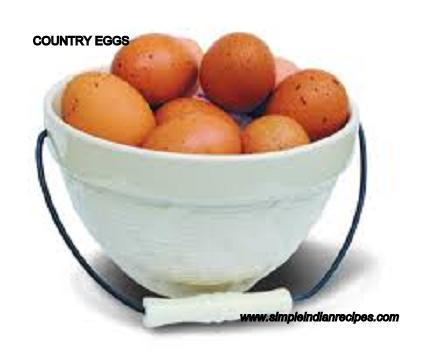 Country Eggs