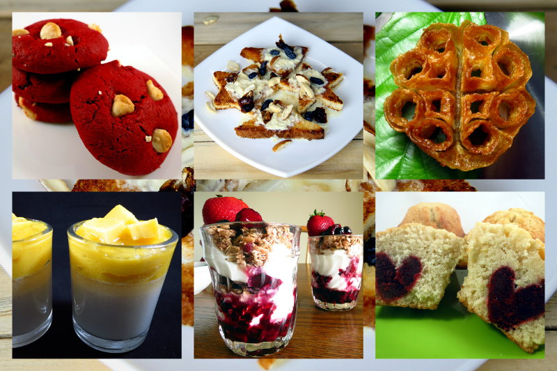 Bien-aimé Desserts | Simple Indian Recipes WS12