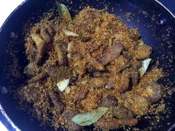 Ginger Curry Preparation Steps