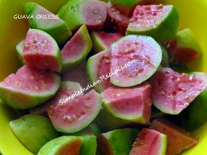 Guava Cheese Steps