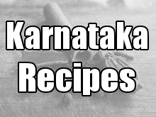Karnataka Recipes