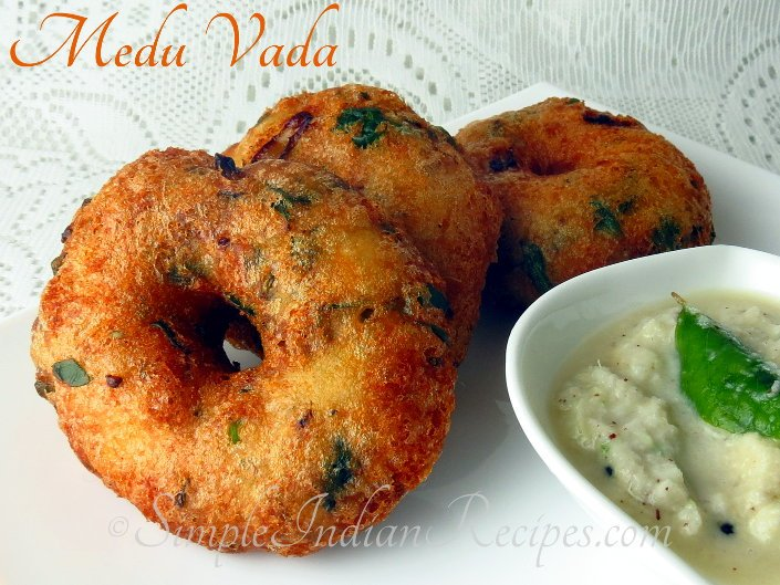 how to prepare medu vada
