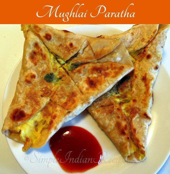 Mughlai paratha - photo#8