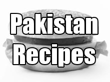 Pakistan Recipes