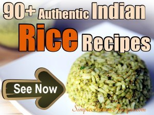 Collection of Rice Recipes