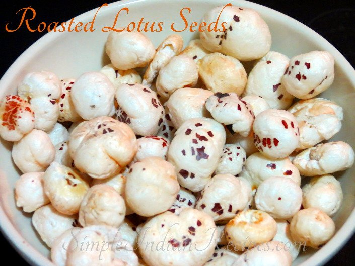 Roasted Lotus Seeds