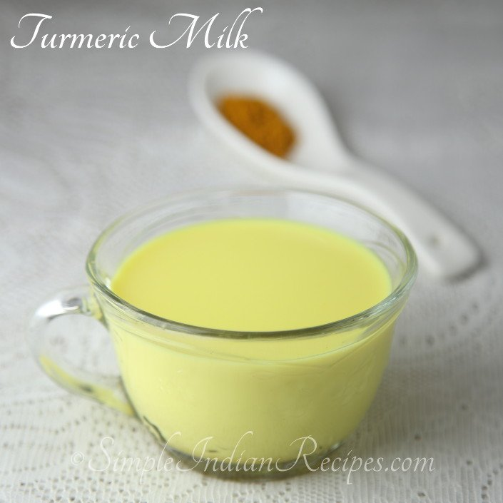 Turmeric Pepper Milk