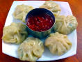 Vegetable Momo