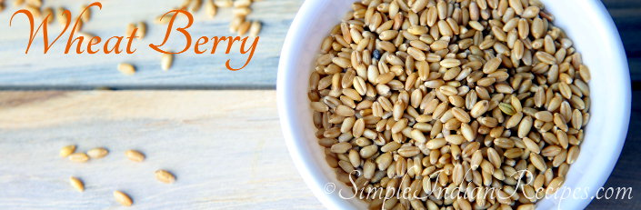 Whole Wheat Berry