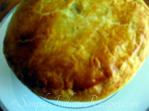 Chicken Pot Pie Steps