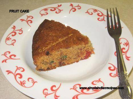 Indian fruit cake kerala plum cake plum cake simple indian recipes indian christmas plum cake forumfinder Image collections