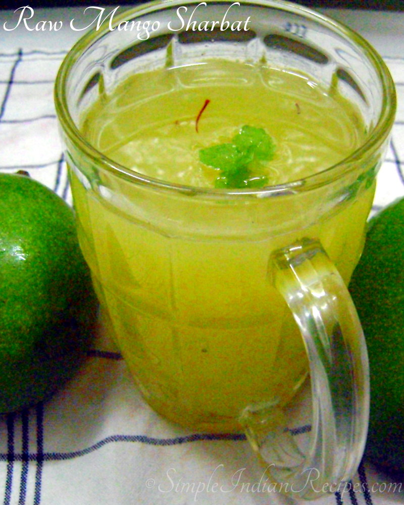 Raw Mango Sharbat