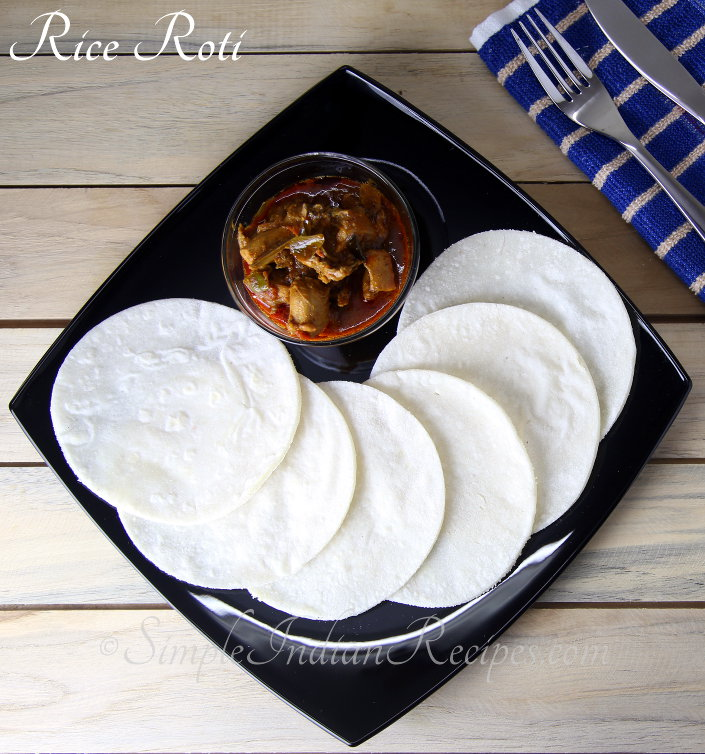Ari pathiri rice roti rice bhakri simple indian recipes ari pathiri or ari pathil is a flat bread made with raw rice flour it is a specialty of the muslims from the malabar region in kerala forumfinder Choice Image