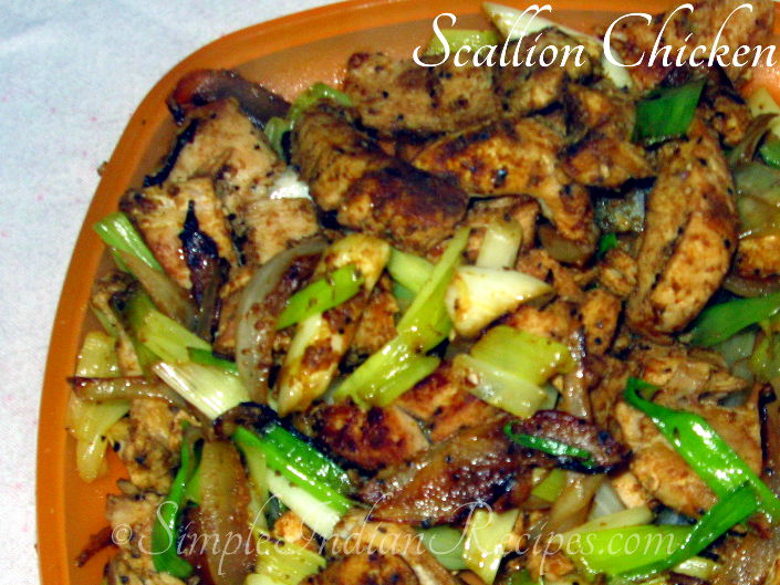 Scallion Chicken