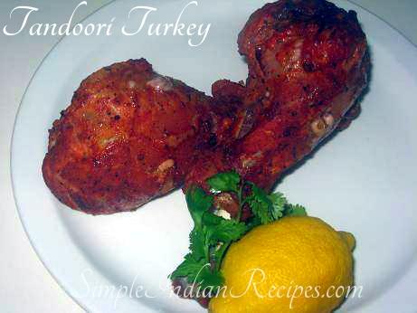 Tandoori Turkey | Simple Indian Recipes